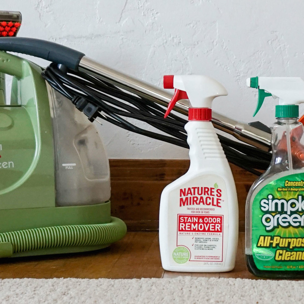 CLEAN BETTER MORE EASILY - How I reduce fuming and dust  in my own home.