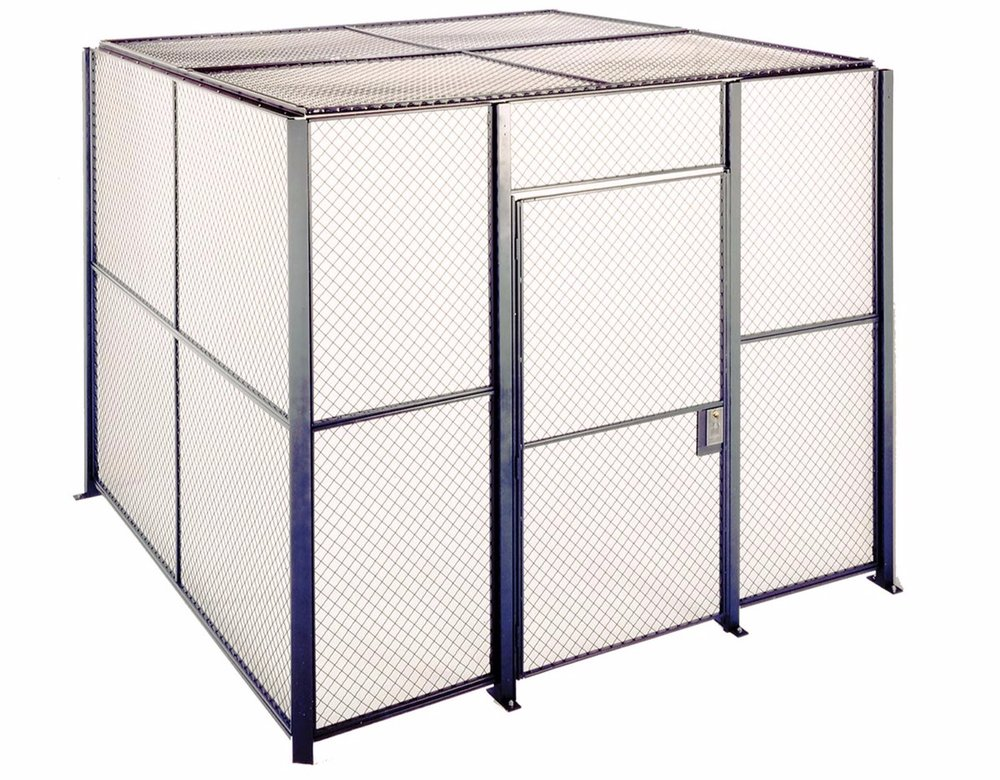 Wire partition -
