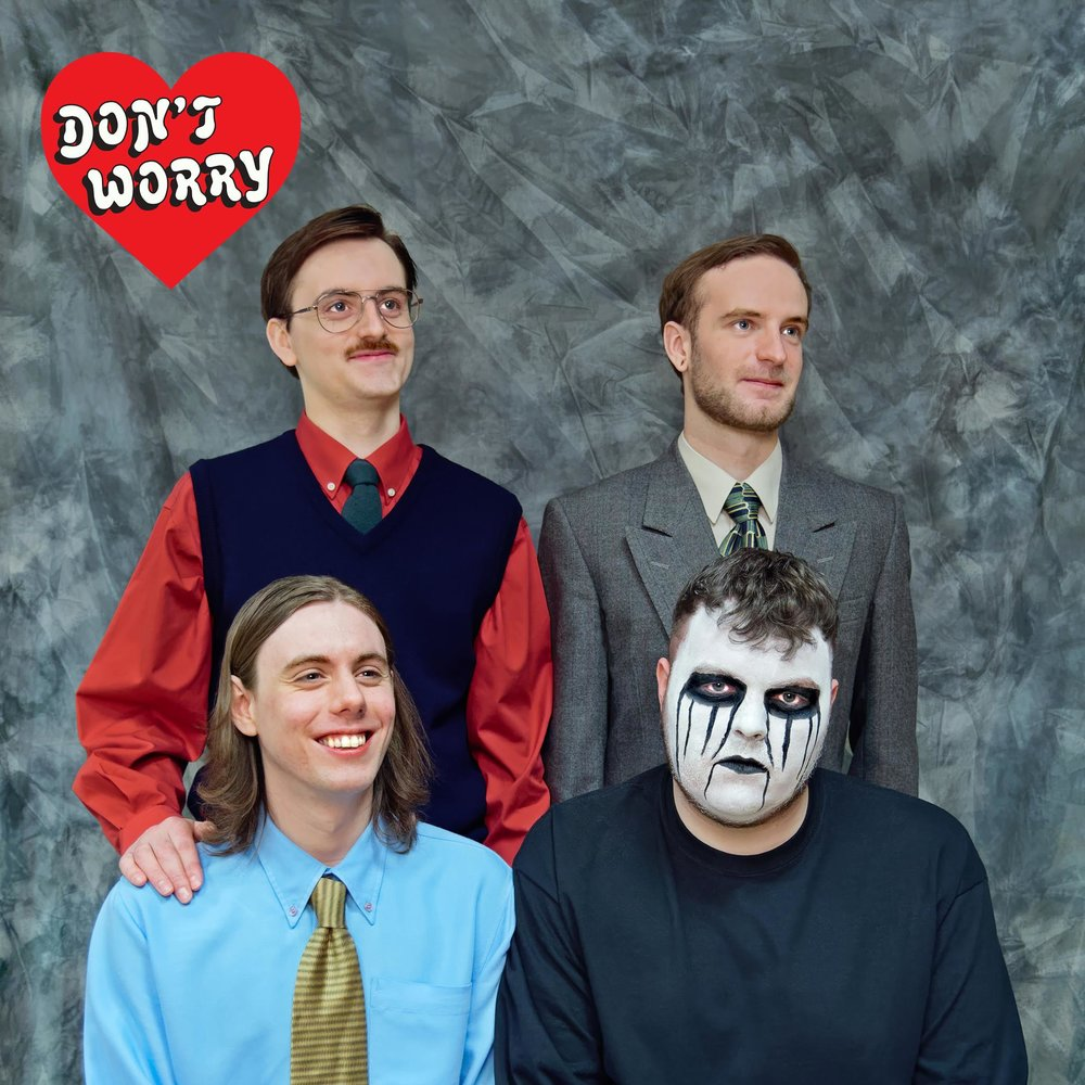 Don't Worry's recent release Who Cares Anyway?