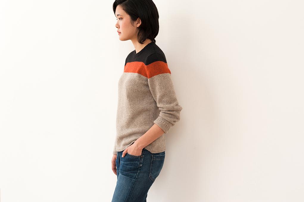 Veneto - Knitting pattern by Julie Hoover