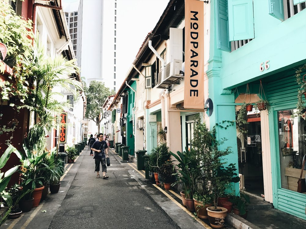 Near Arab Street, Singapore