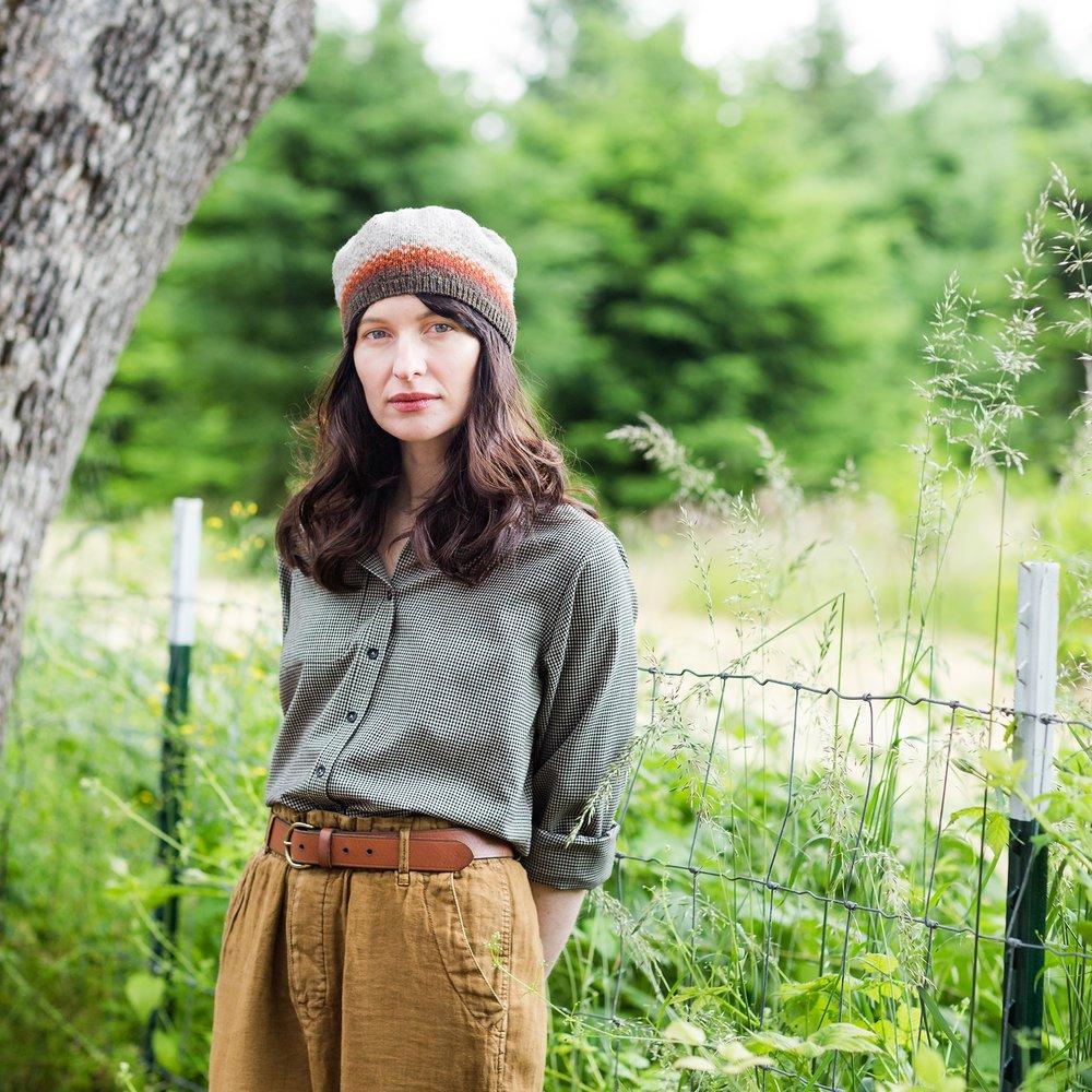 Sommers by Julie Hoover for Brooklyn Tweed