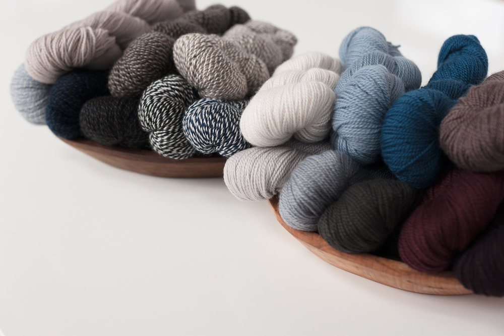Woolfolk Yarn - Tynd and Sno