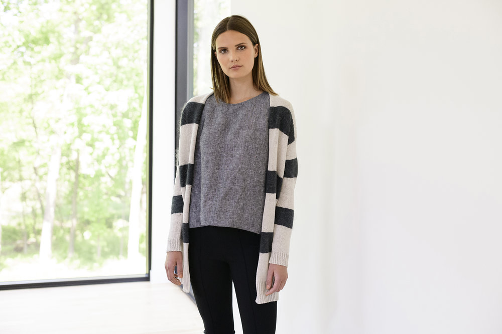 Ronin by Julie Hoover (Sweater Club 2018—01)