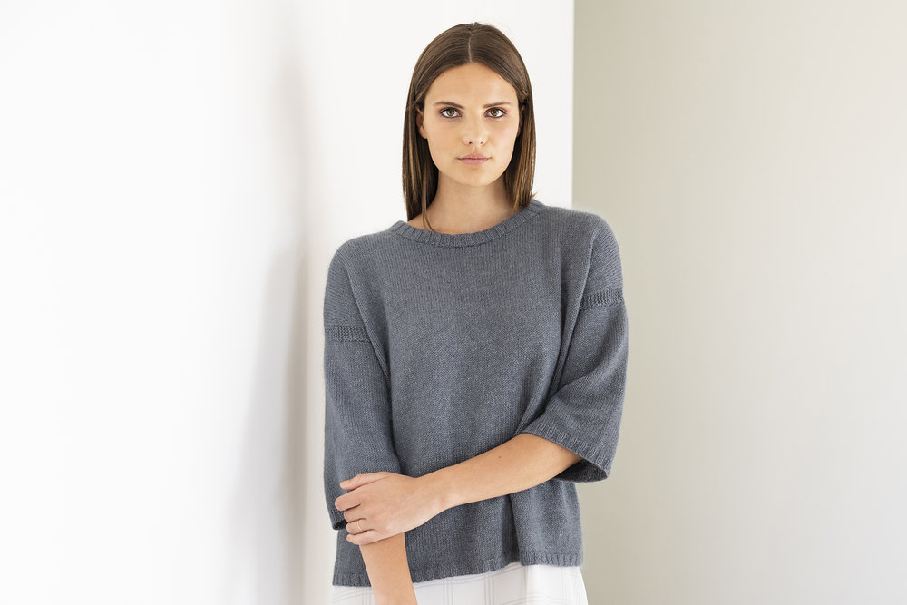 Solis by Julie Hoover (Sweater Club 2018—01)