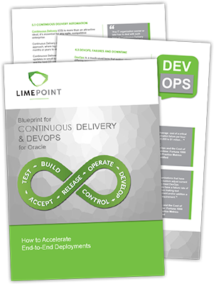 Blueprint for Continuous Delivery & DevOps of Oracle