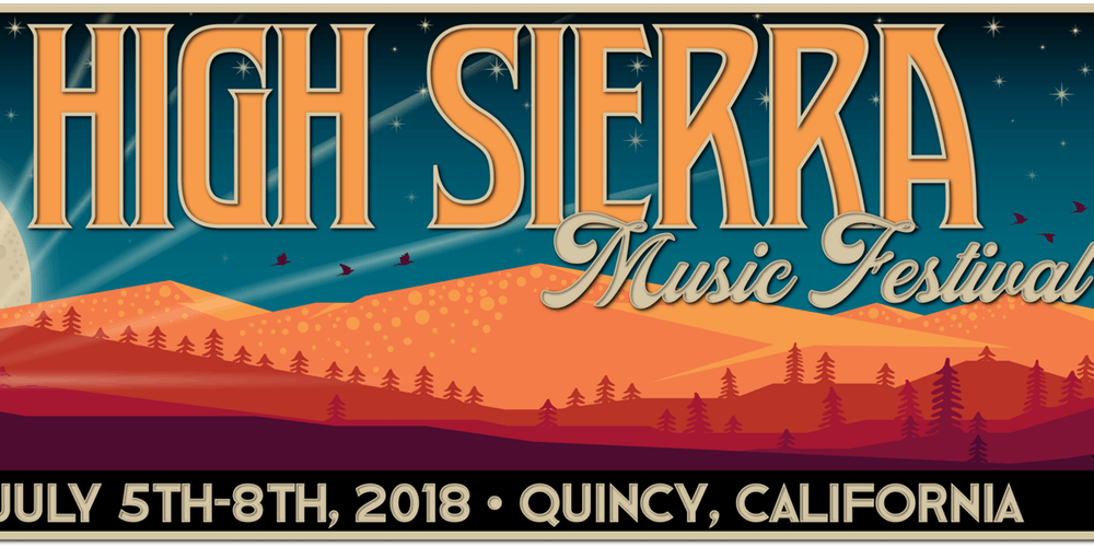High Sierra Music Festival 2018