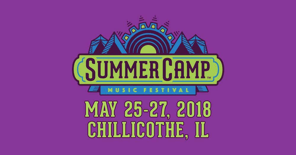 Summer Camp Music Festival, 2018