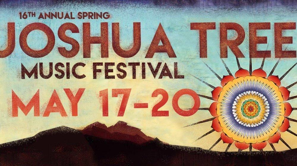 Joshua Tree Music Festival 2018