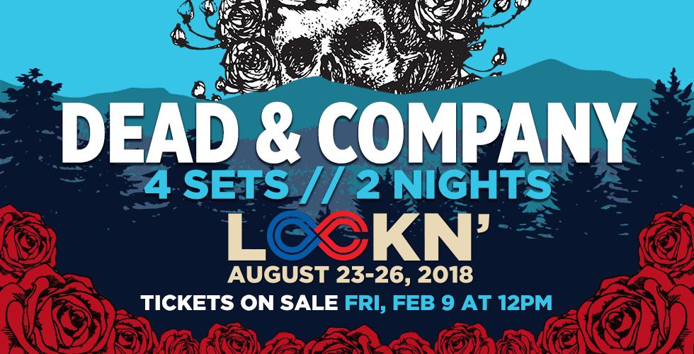 Lockn' 2018: Dead & Company
