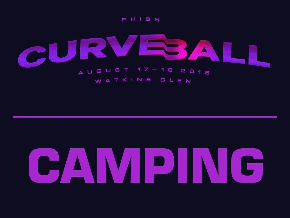 Phish Curveball 2018