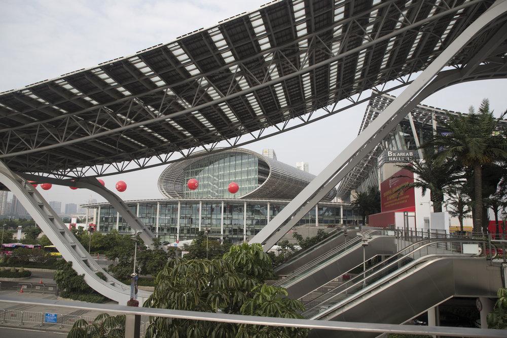 China Import and Export Fair Complex, April 2018