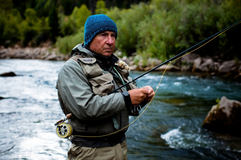 Yvon Chouinard on the Fly