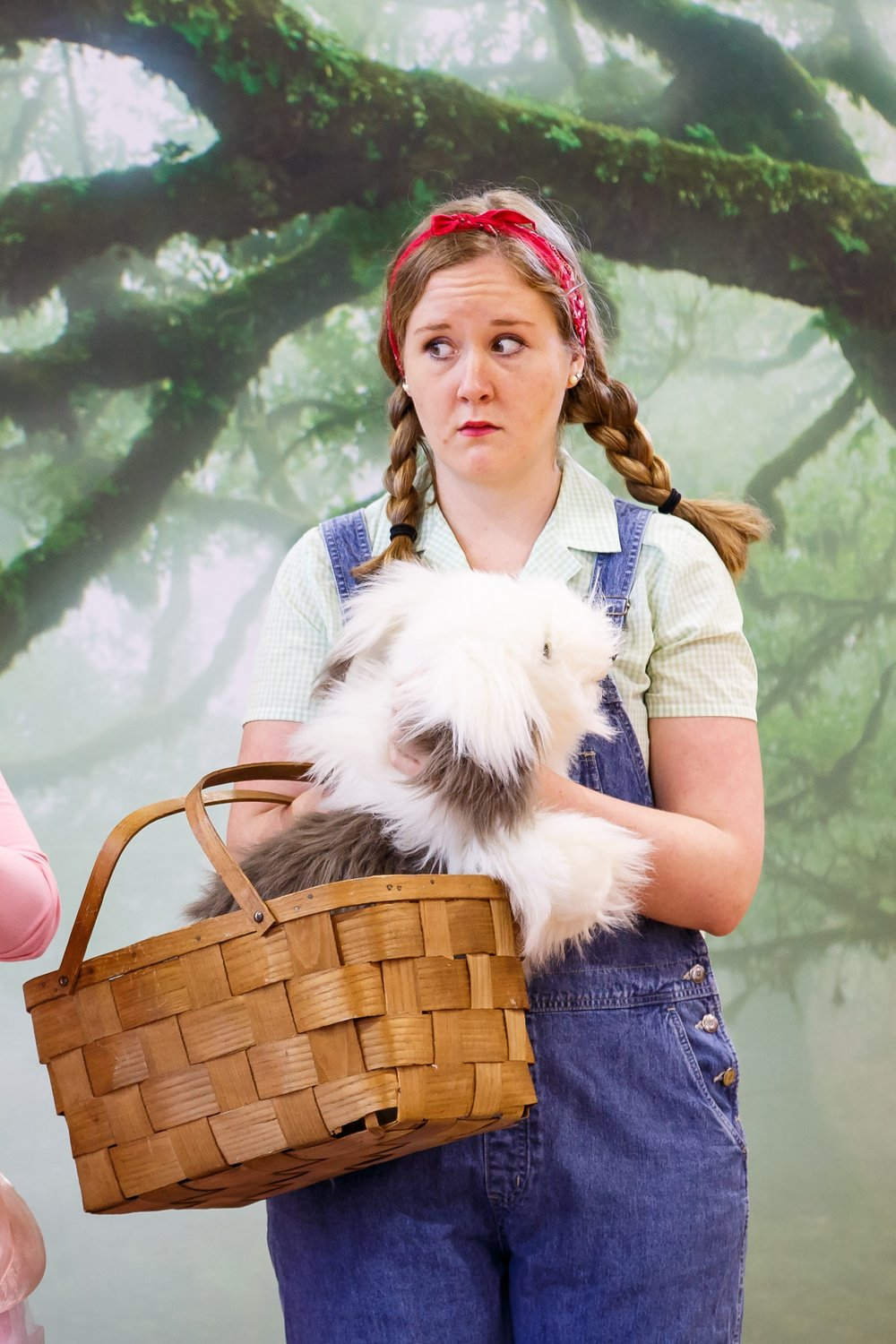 Dorothy in adaptation of  The Wizard of Oz!   Round About Opera for Kids (ROKCincy)  Photo: Amy Smethurst