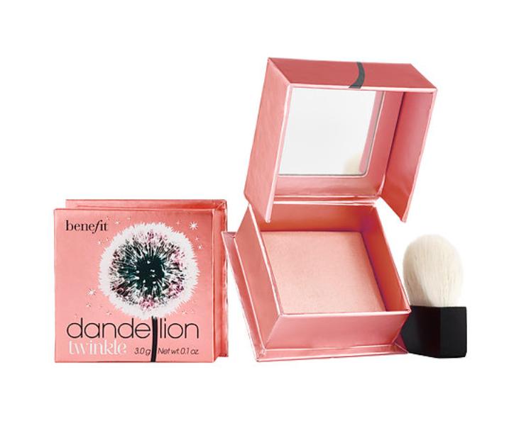 Dandelion Twinkle Blush