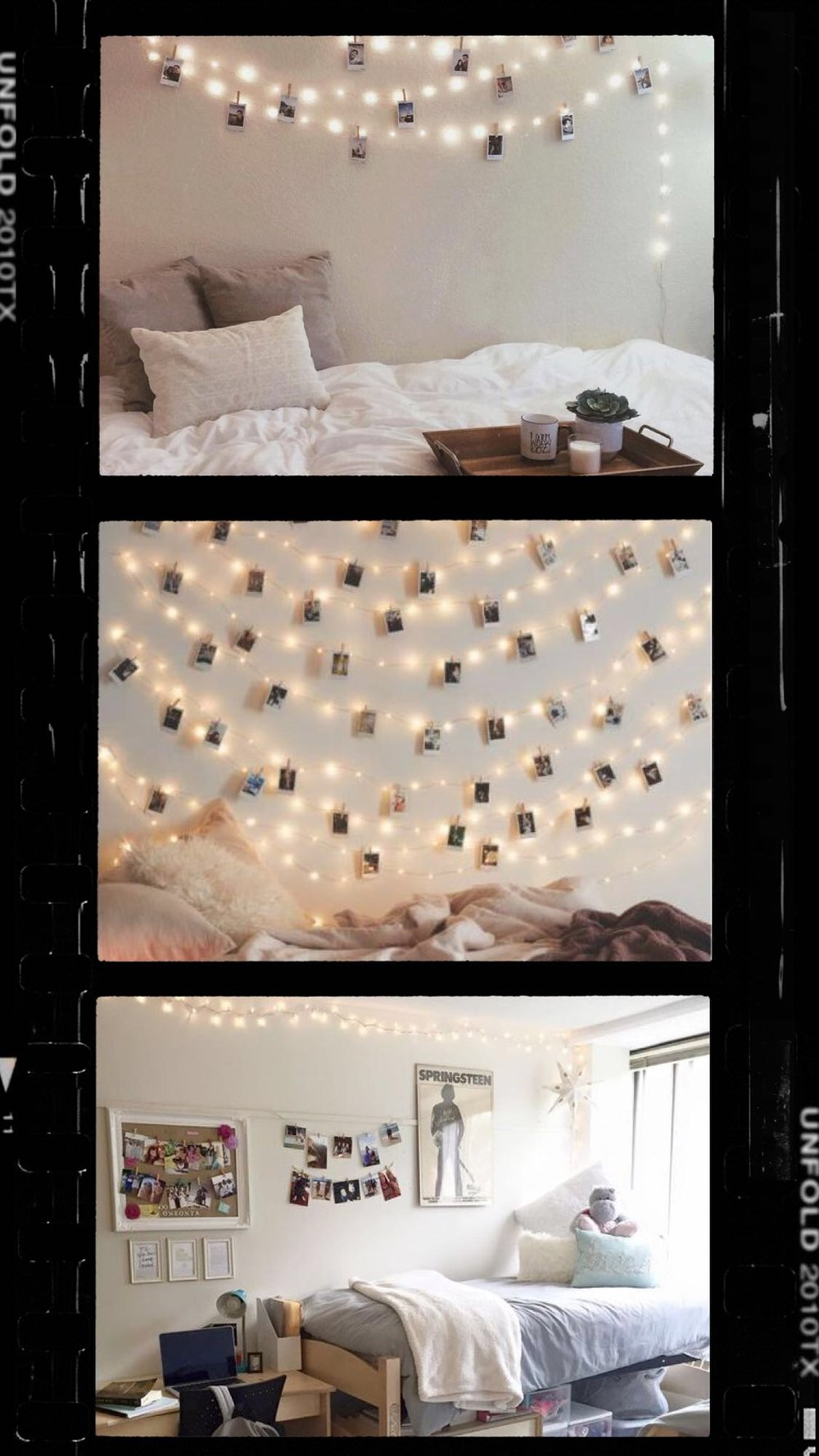fairy light dorms