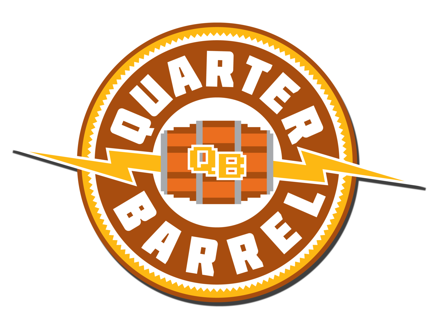 Image result for quarter barrel