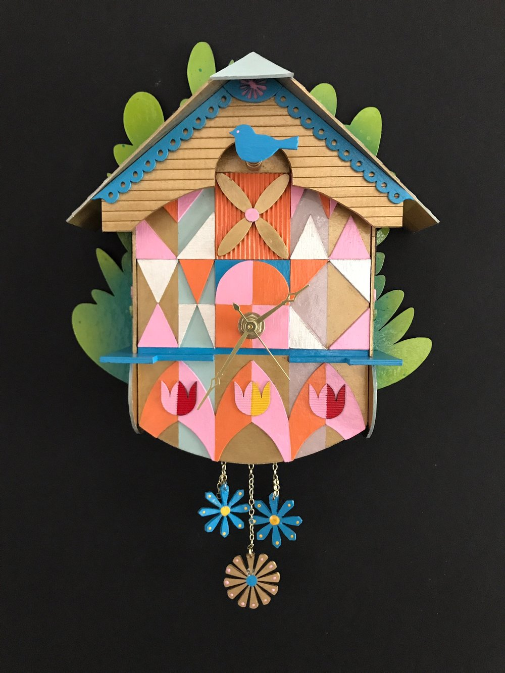 Cuckoo for Mary Blair / Leanna Lin's Wonderland, 2017