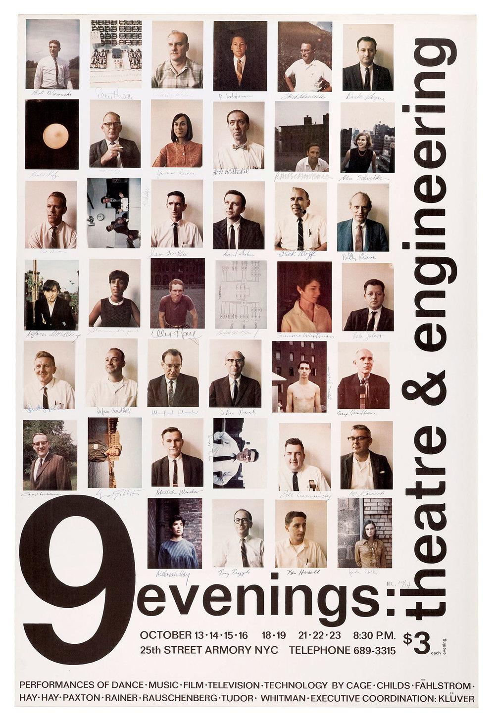 9 Evenings +50