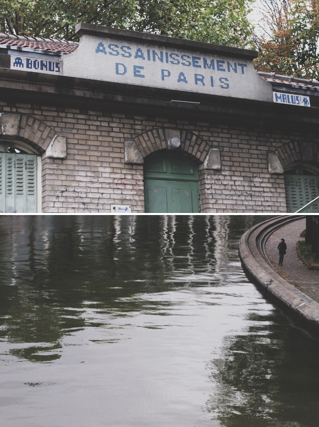 Canal Saint-Martin | Paris with a Toddler | Sycamore Street Press