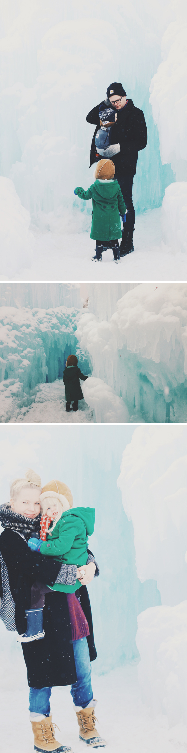 The Midway Ice Castles | Sycamore