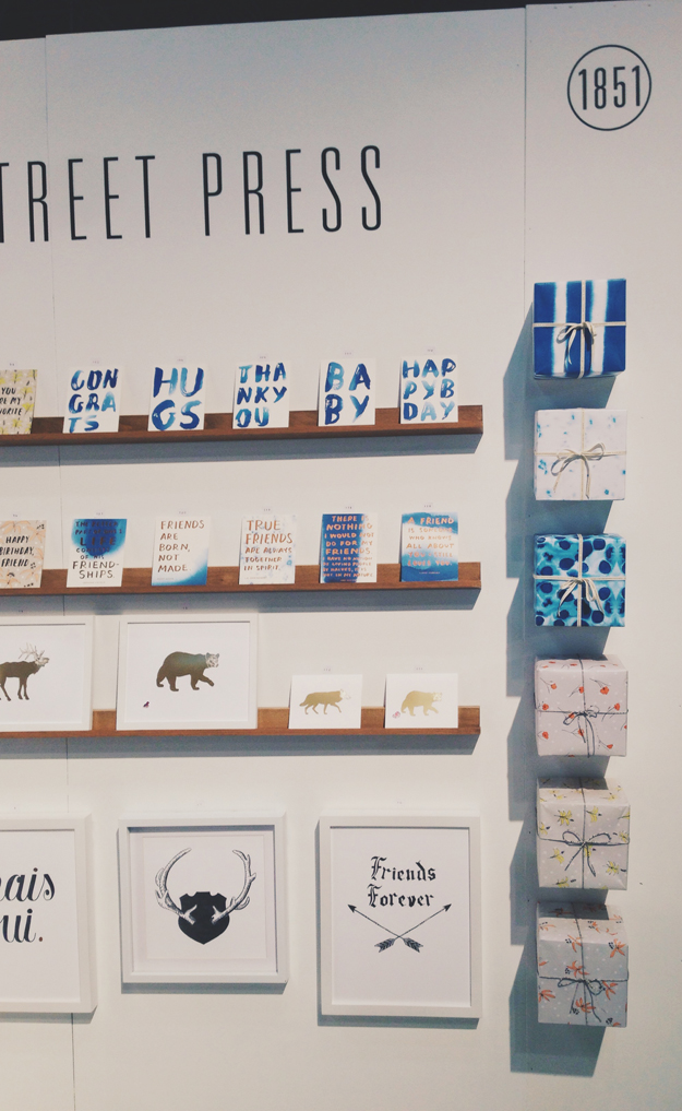 Top 5 Tips for a National Stationery Show Booth | Sycamore Street Press