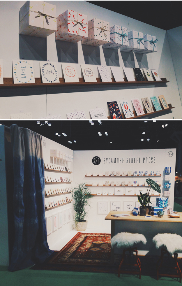 Top 5 Tips for Your National Stationery Show Booth | Sycamore Street Press