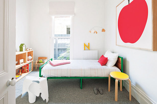 California Modern Kid Bedrooms | Sycamore