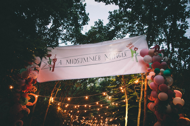 The Midsummer Mingle | Sycamore