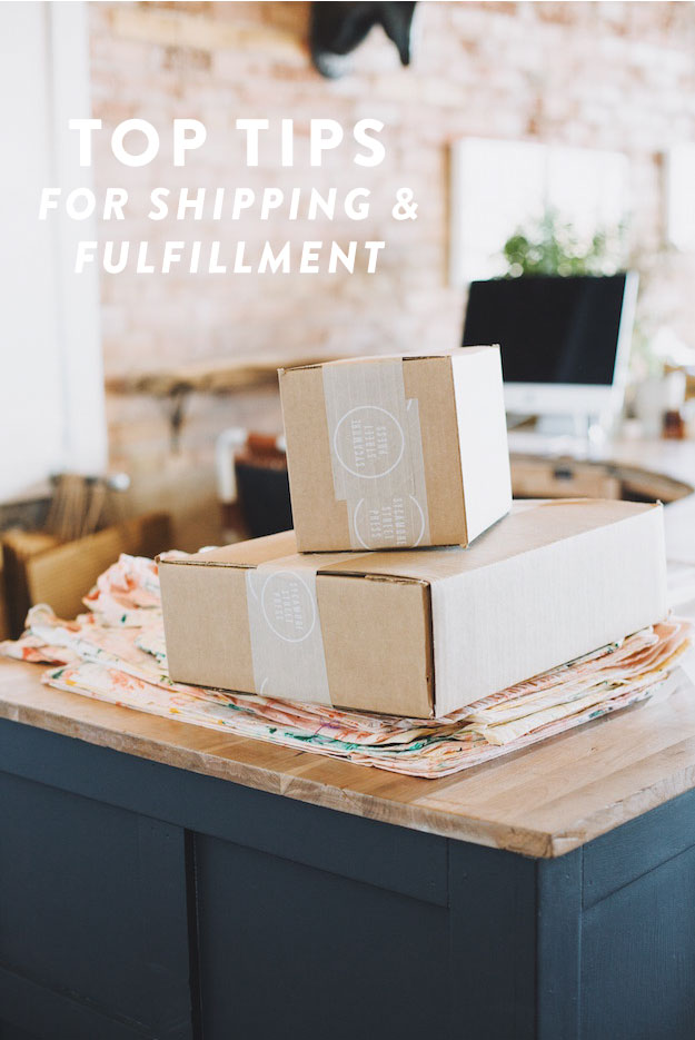 Stationery Business: Tips For Shipping & Fulfillment | Sycamore
