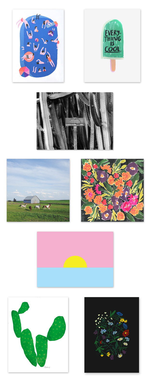 8 Pieces of Art for Summer | Sycamore
