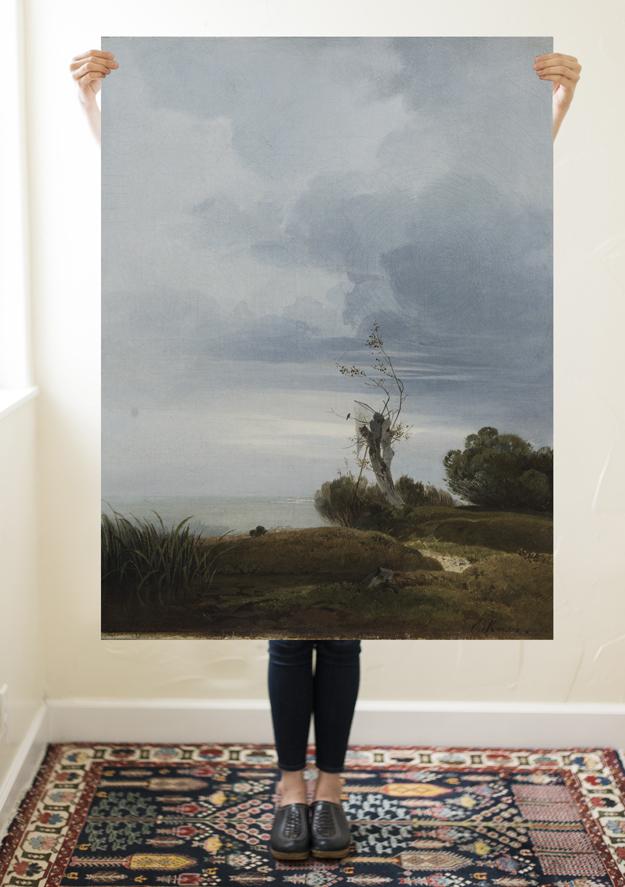 New Printable Posters: Ölgemälde | Sycamore