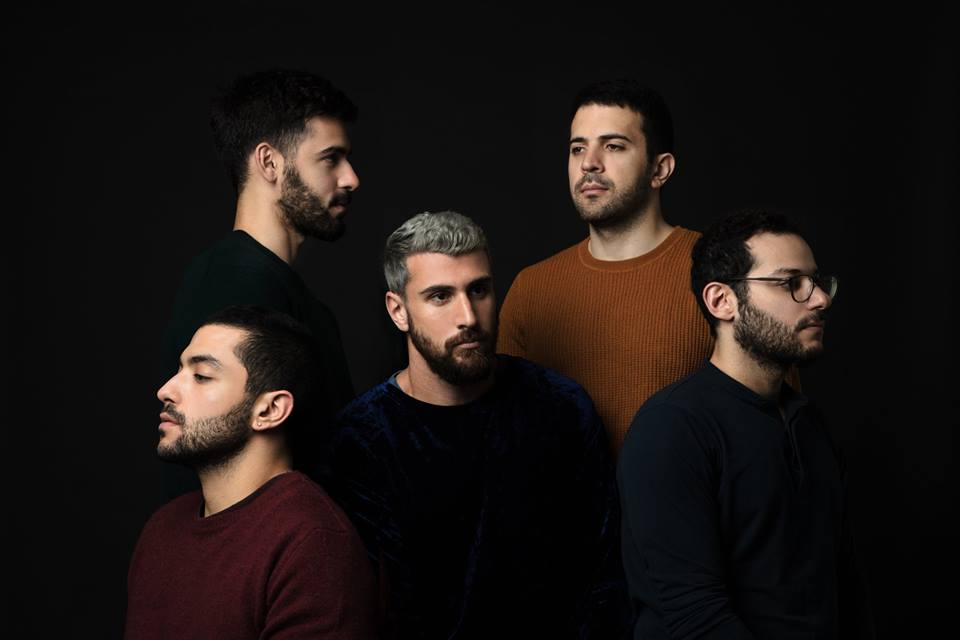 Lebanese indie rockers Mashrou' Leila