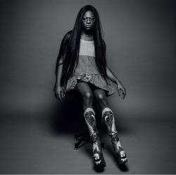 Rashida Renée, by Inez + Vinoodh
