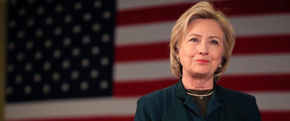 Hillary Rodham Clinton//2017, AP