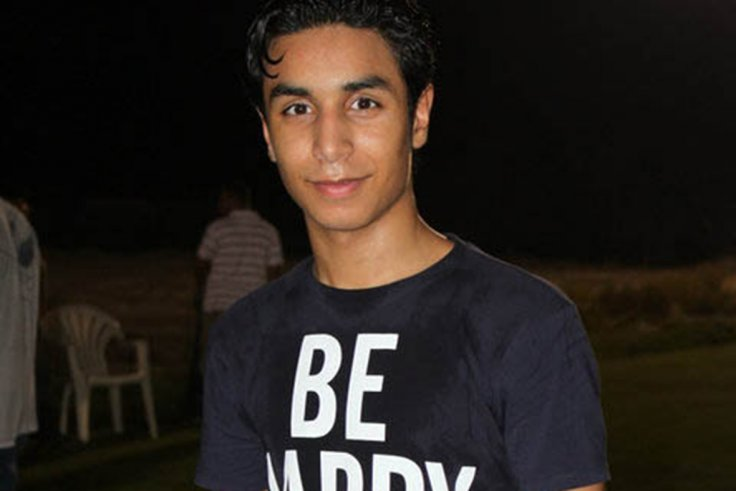 Arrested at 17 for attending pro-democracy protests, Ali Nimr faces execution in Saudi Arabia//ITV
