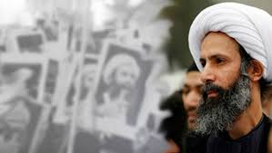 Late Sheikh Nimr, executed in 2016 for advocating anti-government protests in Saudi Arabia//ALALAM NEWS NETWORK
