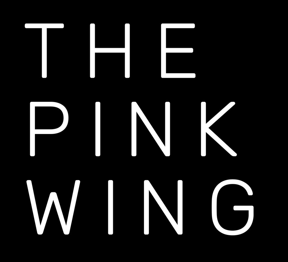 The Pink Wing Logo