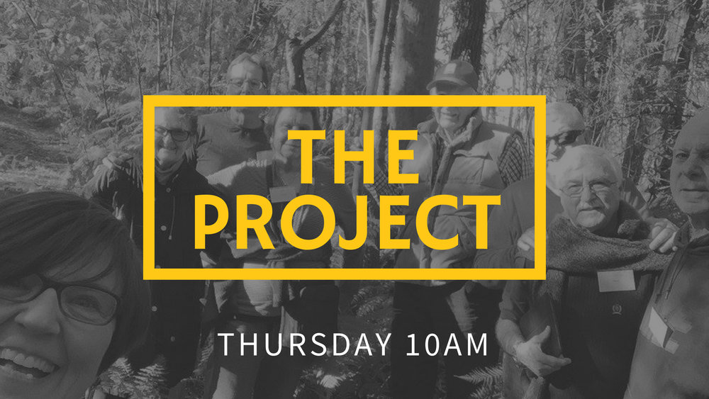 The Project - FREE Community Activity morning for Senior Adults (we have Bocce, darts, arts/crafts, project, morning tea). From 10am til 12noon. We are having such a great time with our Seniors every Thursday morning. Seniors if you're free to come you won't regret it.