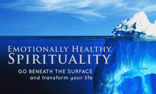 STARTS TUESDAY 28 AUGUST 7.00PM AT HOPEPOINT CHURCH CAFE   EMOTIONALLY HEALTHY    SPIRITUALITY COURSE  A plan for discipleship that deeply changes our relationship with God...