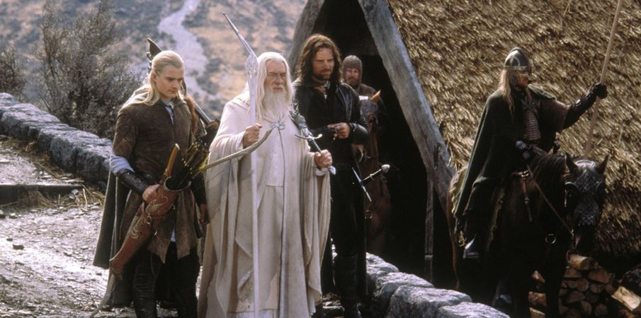 This White Wizard costume was based off the costume worn by Gandalf The White from the Lord of Rings films.  sc 1 st  Wizards u2014 Brielle Costumes & Wizards u2014 Brielle Costumes