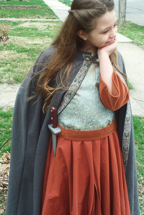 lucyu0027s voyage of the Dawn treader costume is one of the most popular adult narnia costumes I have made  sc 1 st  Children u2014 Brielle Costumes & Children u2014 Brielle Costumes