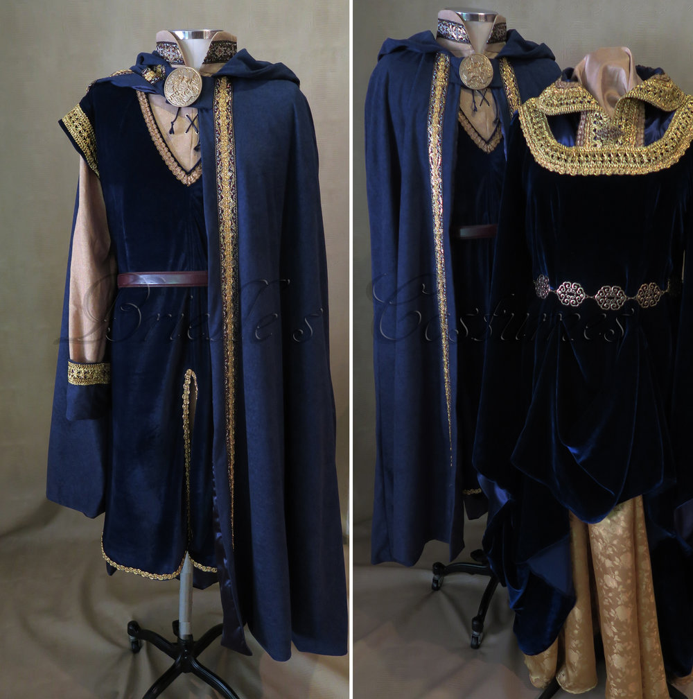 Lord Of The Rings Costume Designer   Middle Earth Brielle Costumes
