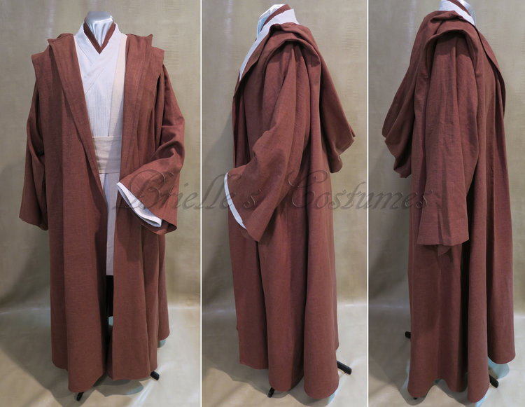 c181ed3f56 jedi inspired costume - female Jedi costume - Star wars jedi costume - jedi  outfit- Jedi robe - Jedi costume set