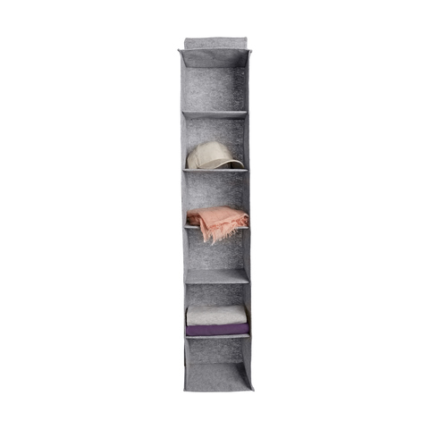 6 Shelf Hanging Organiser