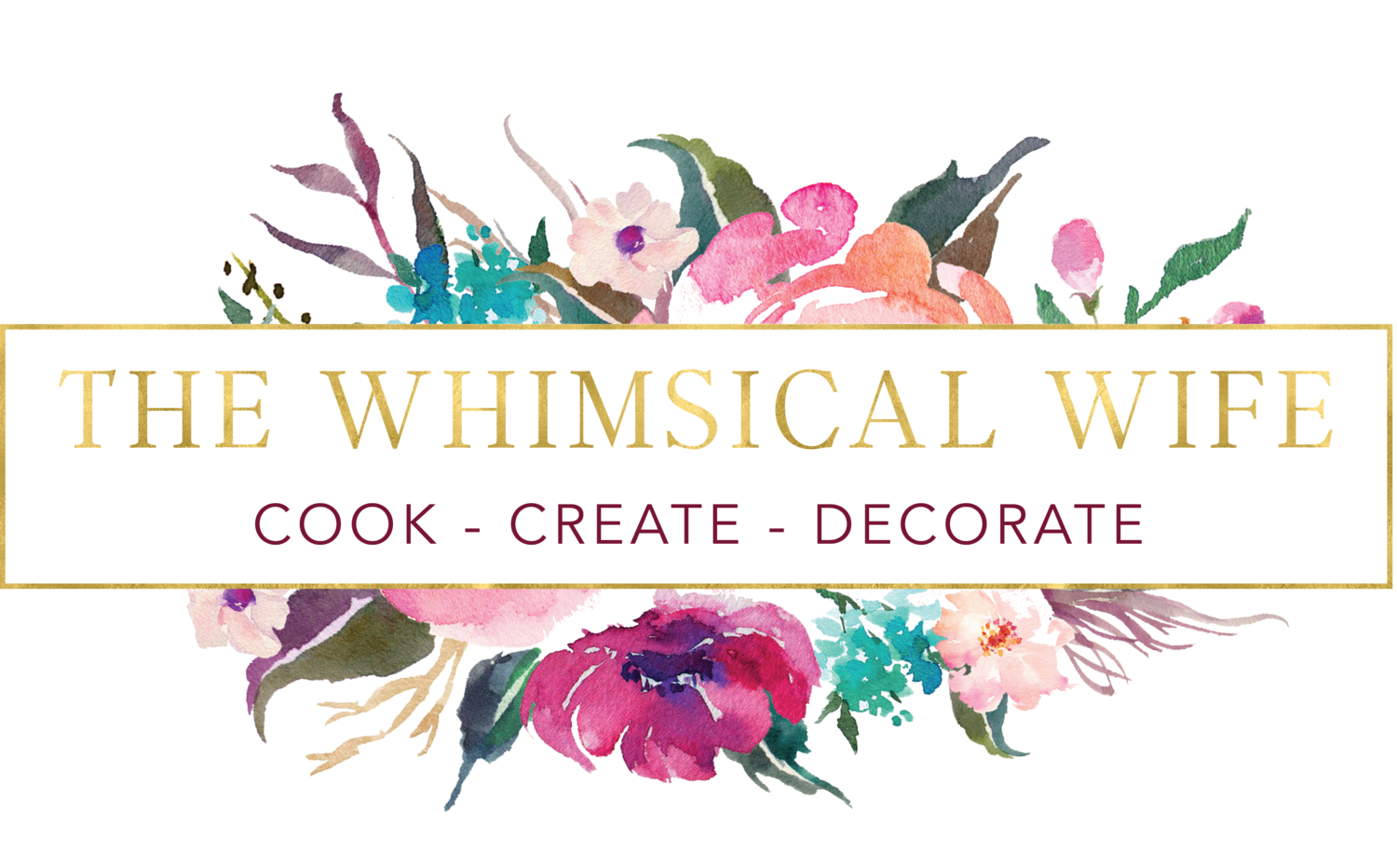 The Whimsical Wife | Cook | Create | Decorate