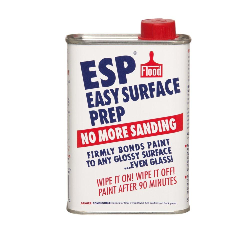 Easy Surface Prep