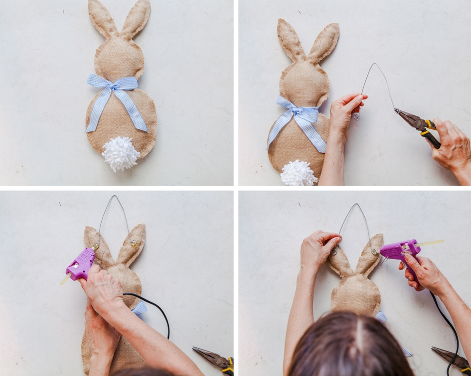 6.jpgHow To Make A Burlap Easter Bunny Hanging | The Whimsical Wife