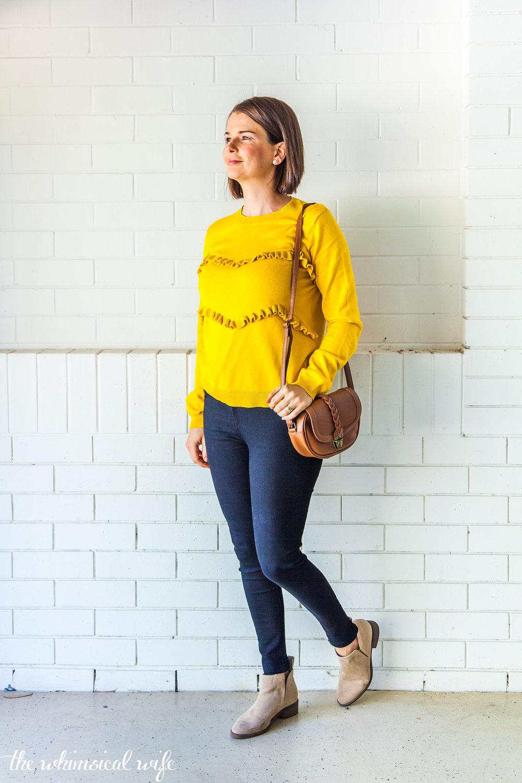 My Autumn & Winter Mum Style Capsule Wardrobe | The Whimsical Wife