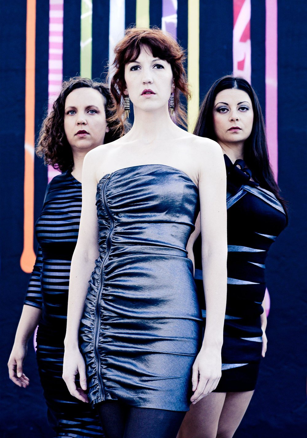 Areon Flutes 2010-2012: Amelia Vitarelli,Jill Heinke Moen, Kassey Plaha